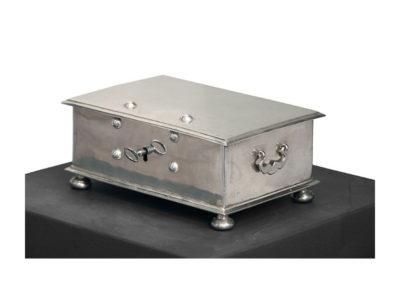 A Batavian Silver Box